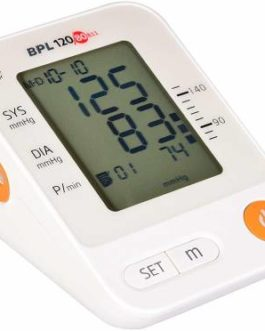BPL 120/80 B12 AUTOMATIC BLOOD PRESSURE MONITOR Bp Monitor  (White)