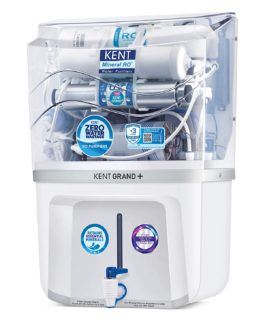 Kent Grand Plus + Mineral RO + UV + UF + TDS Water Purifier