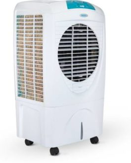 Symphony 70 L Desert Air Cooler  (White, Sumo 70)
